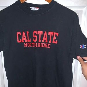 Champion Cal State Northridge T shirt